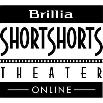 「ブリリア ショートショート シアター オンライン」のロゴマーク