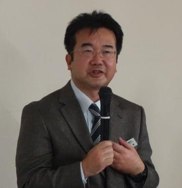 上川農業改良普及センターの近藤睦氏