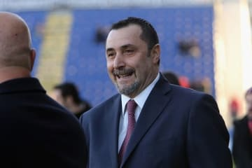 ミランのスポーツディレクターを務めるミラベッリ氏 photo/Getty Images