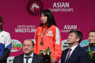 18歳1ヶ月でアジア・チャンピオンに輝いた五十嵐彩季