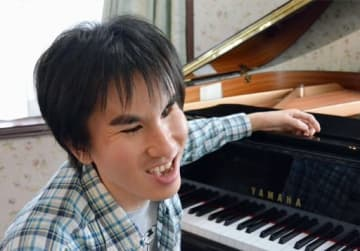 ピアニストで作曲家のYOUTA=富山市