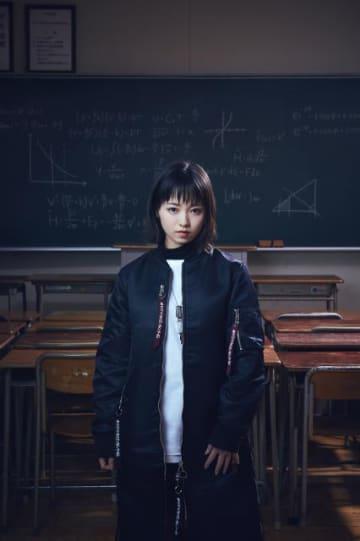 欅坂46の今泉佑唯さん