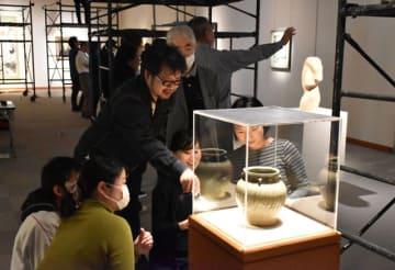 高鍋町美術館で照明技術を学ぶ九州・沖縄各県の学芸員