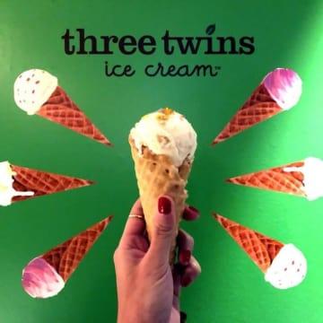 代官山駅前は毎日、行列!『Three Twins Ice Cream』