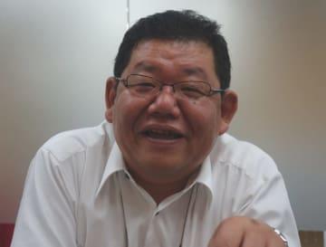 JBATで先進技術研究所の所長を務める浜口昌也理事