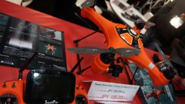 ボートショー特価で完売したSplash Drone Auto 3