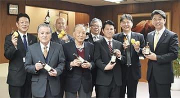 加藤市長を表敬訪問