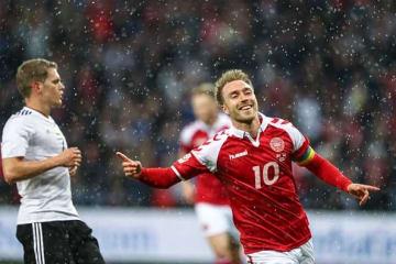 デンマークが誇るワールドクラスの司令塔エリクセン photo/Getty Images