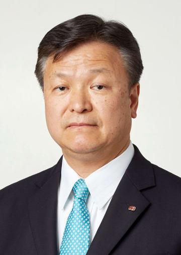 日本ハムの畑佳秀社長