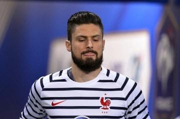 フランス代表のジルー photo/Getty Images