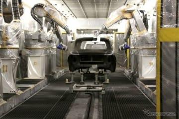 日産車体九州工場(参考画像)