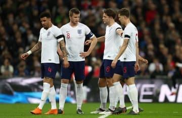 イングランド代表は優勝候補に photo/Getty Images