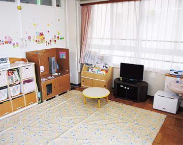 ひろはたこども園の病後児保育室おひさまルーム