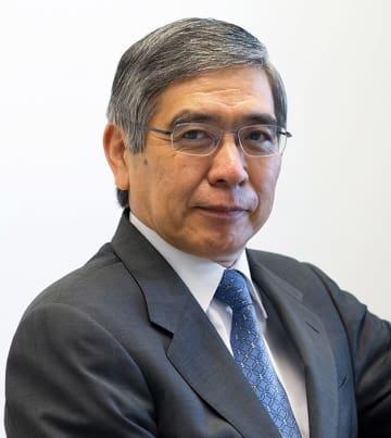黒田東彦 黒田 総裁
