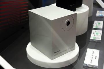 パイオニアの3D-LiDARプロトタイプ
