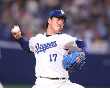 柳裕也 プロ野球 中日 巨人