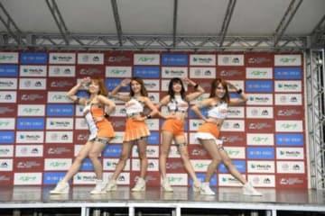 統一ライオンズの公式チアリーダー「Uni-girls」【写真提供:埼玉西武ライオンズ】