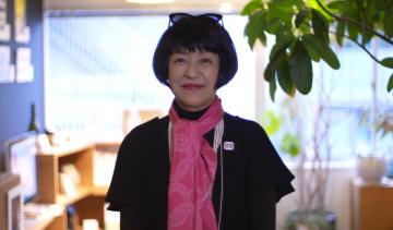 生駒芳子さん (ファッションジャーナリスト/アートプロデューサー)