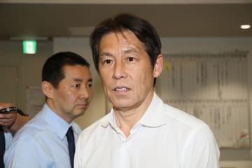 サッカー 日本 代表 西野 朗 新 監督