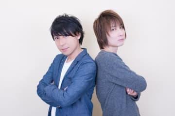 ▲左から鈴村健一さん、前野智昭さん