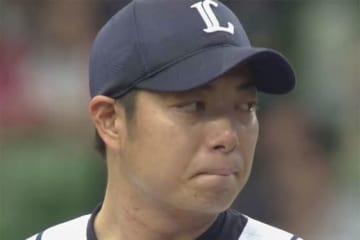 6回2失点の好投で移籍後初勝利をマークした西武・高木勇人【画像:(C)PLM】