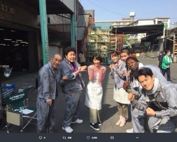 『家政夫のミタゾノ』ドラマ公式アカウントツイッターから  @mitazono_desu