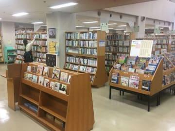 電子書籍を導入した綾瀬市立図書館 =綾瀬市深谷中