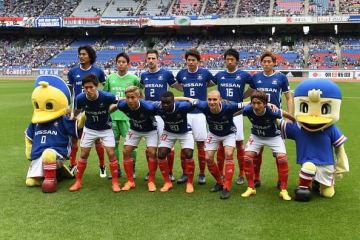 ポステコグルー監督の下でパスサッカー披露する横浜F・マリノス photo/Getty Images