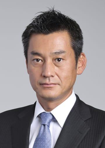 ゆうちょ銀行の佐護勝紀副社長