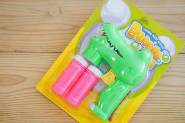 大人でもテンションあがる!3COINSのシャボン玉おもちゃが楽しいぞ!