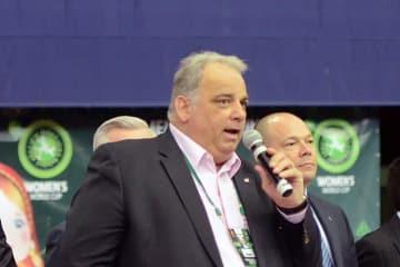 政治の介入との闘いを宣言したUWWネナド・ラロビッチ会長