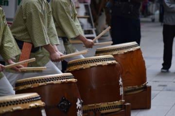 多摩地域の和太鼓演奏者が集結「風聚フレンズミーティング2018」