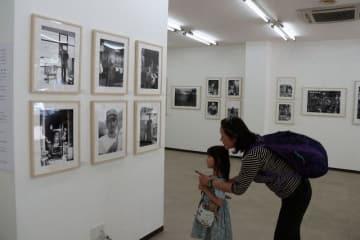 三浦で今生きる人たちをテーマにした写真展「南端」=三浦市三崎
