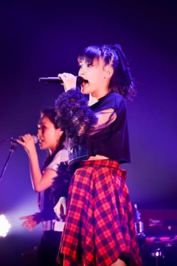 ▲※ライブ写真は、東京公演(4/28)のものです。