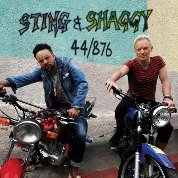 スティング&シャギー『44/876』