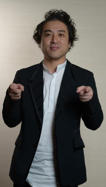 映画『ボス・ベイビー』で声優としても活躍のムロツヨシ(撮影:安藤由華)
