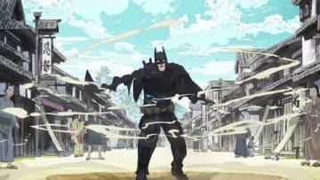 劇場版アニメ「ニンジャバットマン」の一場面 BATMAN and all related characters and elements (C) & DC Comics. (C) 2018 Warner Bros. Entertainment All rights reserved.