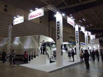 いすゞ(ジャパントラックショー2018)