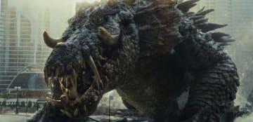 全長68.5メートルの巨大ワニがロック様を襲う! - (c) 2018 WARNER BROS. ENTERTAINMENT INC.