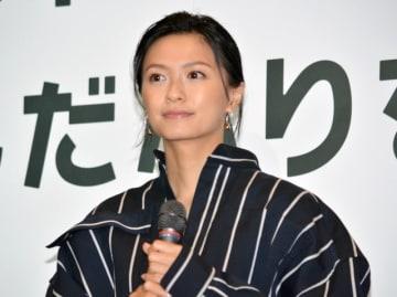 2016年に結婚、2017年には第一子を出産した榮倉奈々