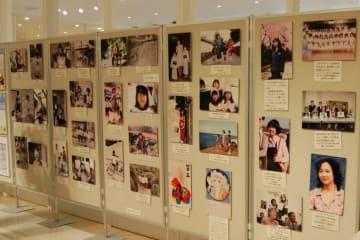 拉致問題を考える写真展「めぐみちゃんと家族のメッセージ」@川崎・グランツリー武蔵小杉