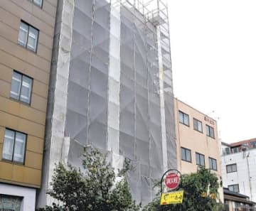 宿泊施設に衣替え増加 金沢都心のマンション、オフィス