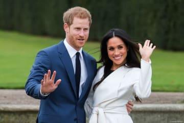 ヘンリー王子&メーガン・マークルの結婚式の裏側 - 「ロイヤル・ウェディングの知られざる世界」 - (C) Anwar Hussein