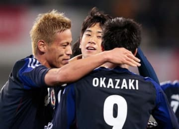 長く日本を引っ張ってきた3人 photo/Getty Images