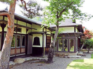旧川上家別邸、国重文に 主屋、茶室、表門の3棟
