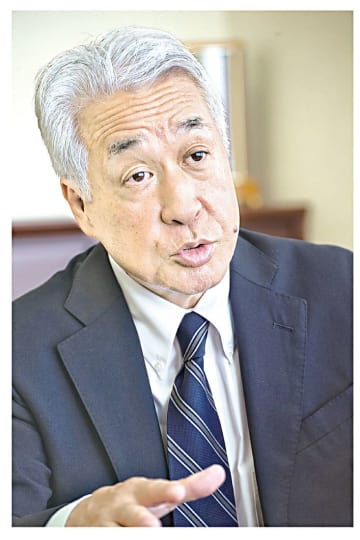 三井物産スチール・宇都宮社長