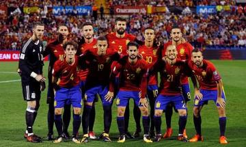順調な仕上がりを見せるスペイン代表 photo/Getty Images