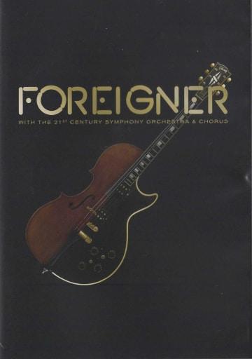 フォリナー『フォリナー・ウィズ・21世紀シンフォニー・オーケストラ&コーラス~ライヴ・イン・スイス 2017』