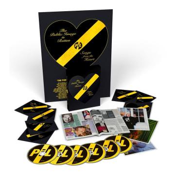 国内盤、CD+DVDBOX展開図