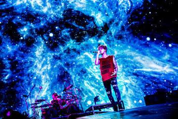 全国ツアー「ONE OK ROCK 2018 AMBITIONS JAPAN DOME TOUR」を行ったONE OK ROCK Photo by 浜野カズシ